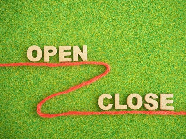 オープン・クローズ